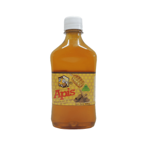 Miel de abejas con canela por 500 gramos