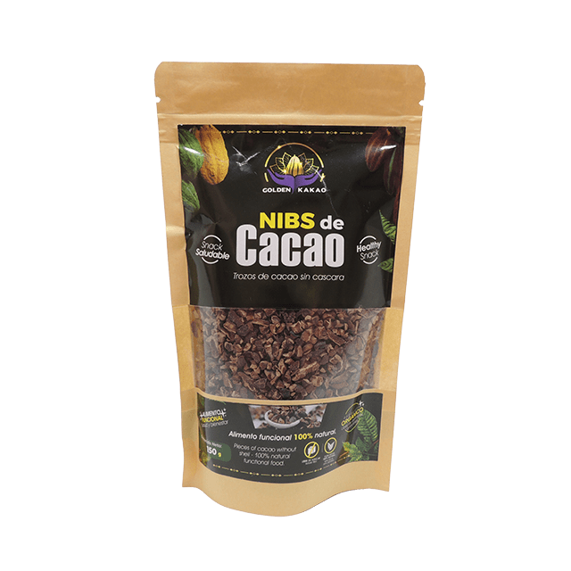 Cacao Nibs Gold 150 grs
