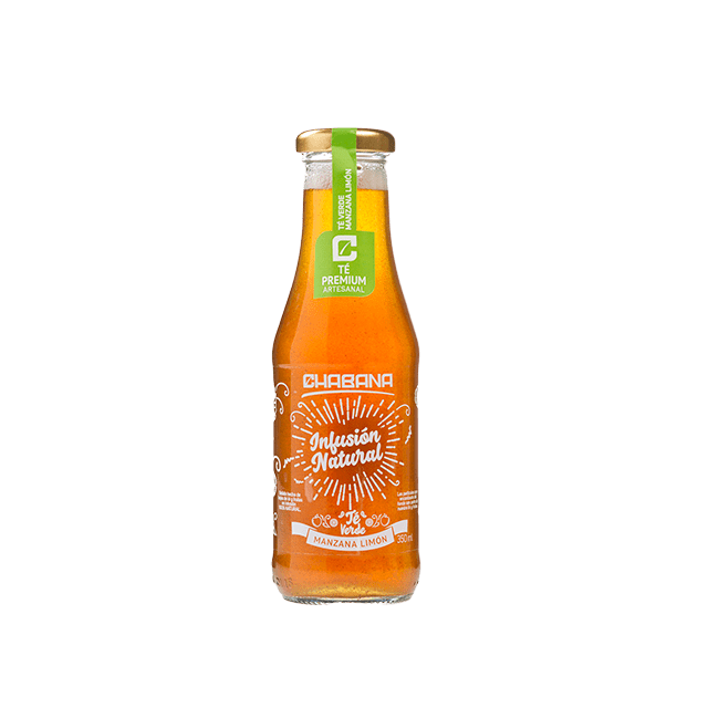 Té Verde Manzana Limón por 227ml