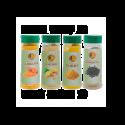 Cúrcuma, Jengibre, Pimienta Curry 60 gr