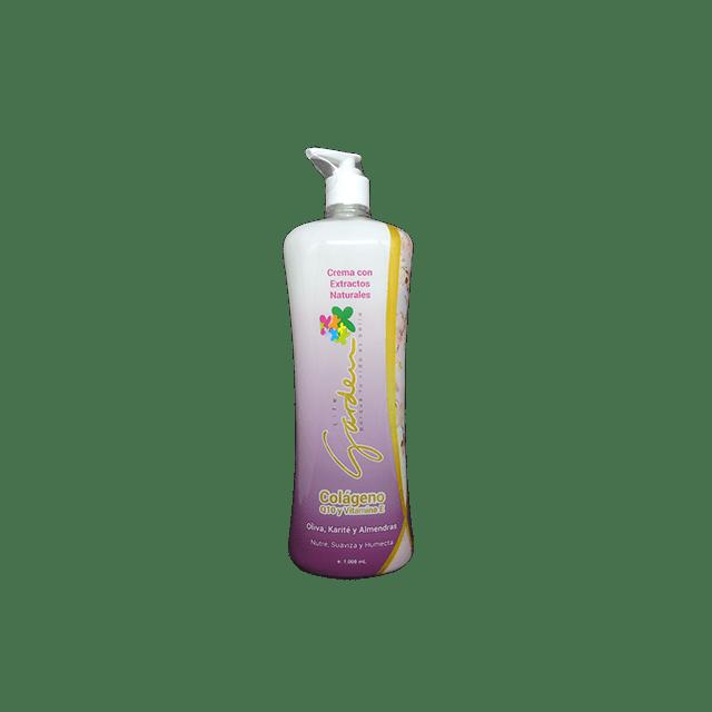 Crema Colageno Q10 Vitamina E 1000 ML