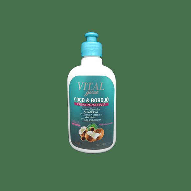 Crema para Peinar Coco & Borojó 250 ML
