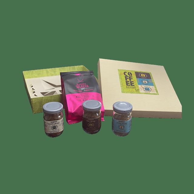 Kit de Especias para Café Pre-Filtrado1