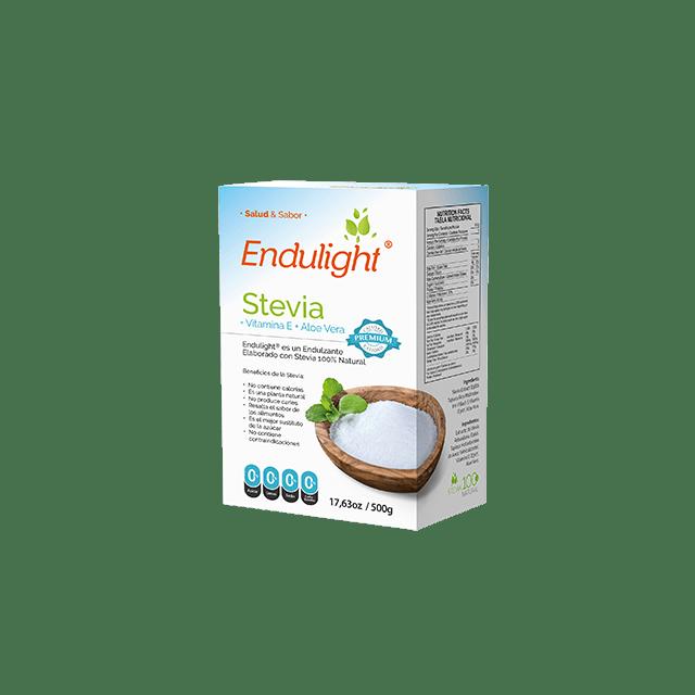 SteviaEndulight® Premium Caja 500 Gr