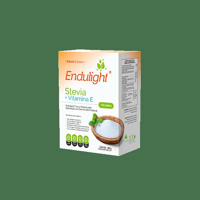 Stevia Endulight® Caja 100 Sobres