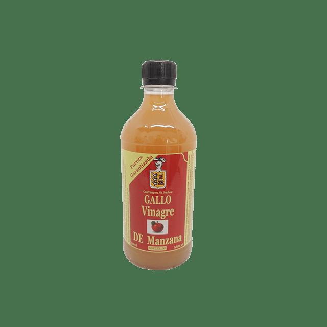 Vinagre de Manzana 500 ml saludsabor