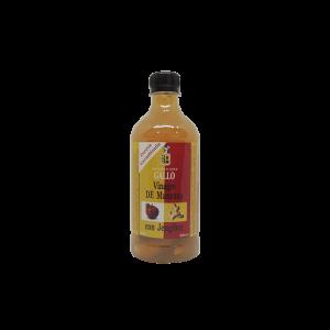 Vinagre de Manzana jengibre 500 ml saludsabor