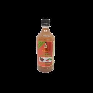 Vinagre de Manzana rabano 500 ml saludsabor