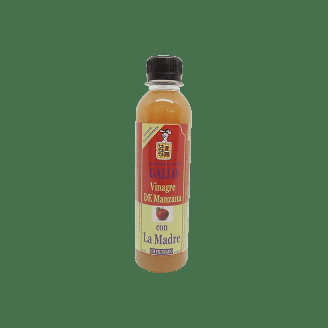 Vinagre de Manzana con la madre 250 ml saludsabor