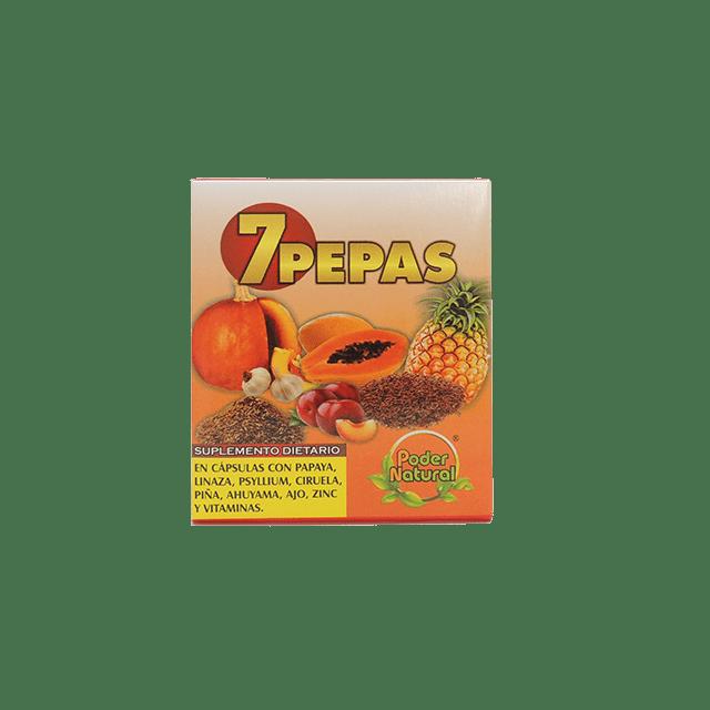 suplemento-7PepasCap-saludsabor-capsulas