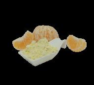 Mandarina en Polvo