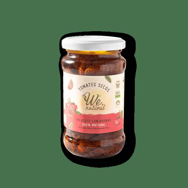 Tomates Secos en conserva Natural