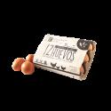 Huevos de Gallinas Tratadas con Amor
