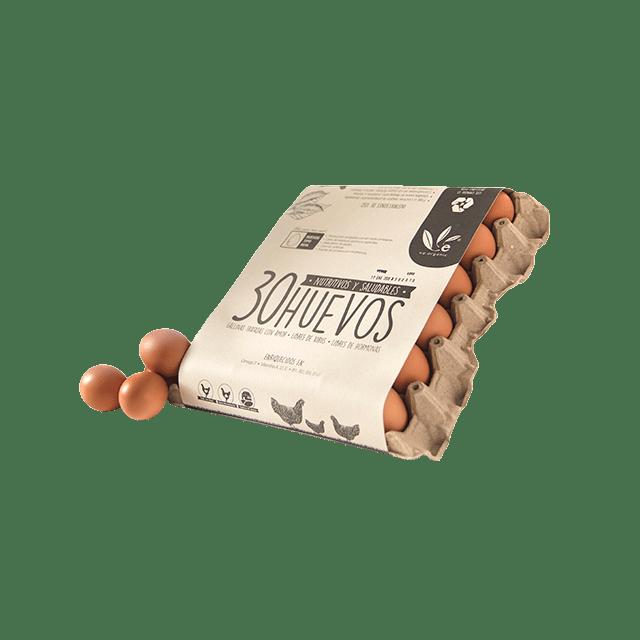Huevos de Gallinas 30 Unds